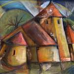 Sächsische Kirche